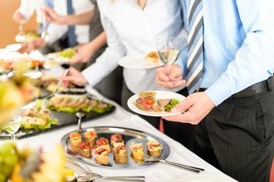Catering und Gastronomie für Hochzeit, Messe. Events in Dresden